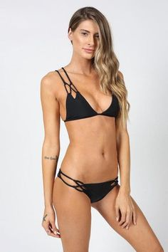 Acacia Swimwear Nusa Bottom in Storm