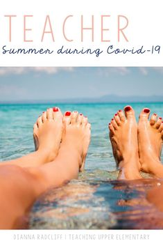 After a long and stressful year of distance learning and all the stress that comes with that, we don't get the chance to take the summer off. If you are a teacher, approaching summer in quarantine, here are some tips to make your summer during Covid-19 less bad.