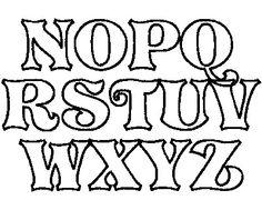 Riscos de alfabeto - Cris Mandarini - Picasa Webalbumok