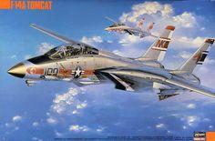 Military Jets, Military Aircraft, Uss Enterprise Cvn 65, Fixed Wing Aircraft, F14 Tomcat, Aircraft Painting, Airplane Art, Aviation Art, War Machine