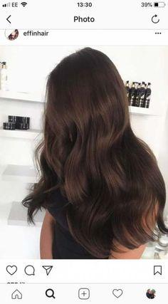 bruin haar Hair Color Brune Hairstyles 24 Super Id - Brown Hair Balayage, Brown Blonde Hair, Brown Hair With Highlights, Brown Hair Shades, Light Brown Hair, Brown Hair Colors, Brunnete Hair Color, Cool Tone Brown Hair, Dark Brown Hair Rich
