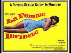 La femme infidèle 1969