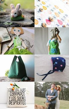 Beautiful Easter Gifts by Silvia Paparella on Etsy--Pinned with TreasuryPin.com