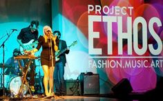 Sarah Ellquist of the Robotanists at Project Ethos LAFW 2011