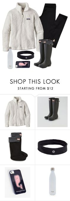 """""""--every night i lie in bed, a thousand colors fill my head--"""" by lorla3407 on Polyvore featuring American Eagle Outfitters, Hunter, lululemon and S'well"""