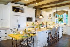 Great Kitchen Designs for the Holidays - DFD House Plans