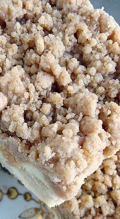 Cream Cheese Crumb Cake   Baking Blond
