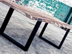 Geen normale tafel maar een tafel gemaakt van uitzonderlijk hout. De natuurlijke en historische elementen maken onze tafels tot dé blikvanger in huis.