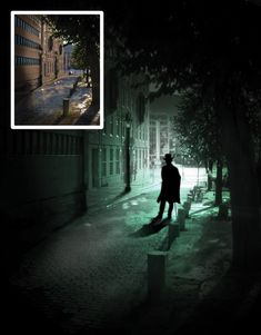 Photoshop tip: Fake a backlight in your photo composites | Official Advanced Photoshop Blog repinned by www.BlickeDeeler.de