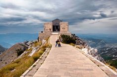 Njegoš Mausoleum in Lovćen National Park is a great back-road drive from Kotor. Image by Paul Biris / Getty Images