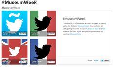 {#MuseumWeek} Pari réussi pour la première semaine des musées sur Twitter