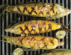 Corn Recipes: Spur-of-the Moment Barbecue Ideas - Kicked Up Corn