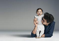 H&M Baby.  Henrik Bülow – Photographer – Blink Production