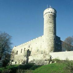Pikk Hermann built in 13th & 145h centurey, Toompea, Olde Towne, Vana Tallinn