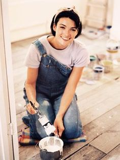 Don't spend $ on outside help! How to do 5 common home improvement jobs yourself. #DIY
