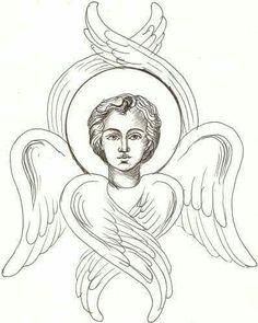 Byzantine Art, Byzantine Icons, Religious Icons, Religious Art, Writing Icon, Bibel Journal, Church Icon, Bible Images, Jesus Painting