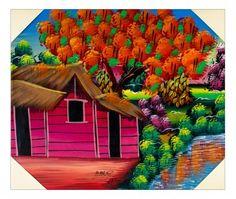 Quadro raffigurante un meraviglioso albero tropicale dai colori rosso-arancio e molto raramente giallo: il FLAMBOYAN. Tecnica acrilico su tela. Già montato su telaio in legno. Dimensioni 60 x 50 (approssimaz. 1-2 cm) http://www.solohechoamano.it/store/quadri/quadri-caraibi-rep-dominicana-haiti/quadro-flamboyan-13.html