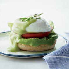 Avocado Hollandaise | Food & Wine