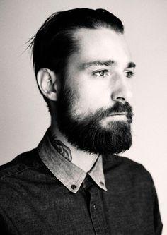 Excellent beard