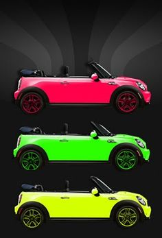 Made With Love Blog: Mini Cooper #carwraps  - We help finance vehicle improvements http://www.rimzulike.com