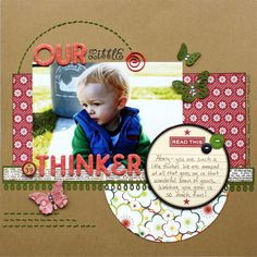 A Project by Liz_Qualman from our Scrapbooking Gallery originally submitted 04/03/10 at 09:14 AM