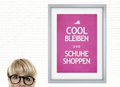 Cool Print   schuhe shoppen von claus-peter-2 via dawanda.com