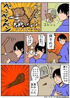 猫好きの人なら絶対に爆笑できますwww