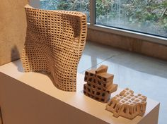 3 | These 3-D Printed Bricks Run On Vodka And Algorithms | Co.Exist | ideas + impact