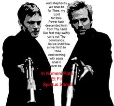 boondock saints <3