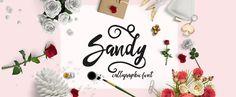 Sandy Font | Font Bundles