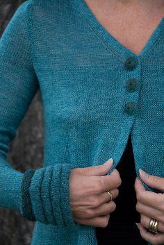 Ravelry: lindamarveng's Icelandic Jacket