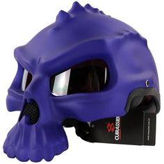 Newest release CH01 Motorcycle Skull Helmet Motorbike Half Face Helmets