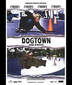 Dogtown and Z-Boys - Why it's a must-see: The Zephyr team modernized skateboarding in the 1970s by taking it from a backyard pastime to a multi-million dollar industry by incorporating surf-style tricks and turns. So if you are looking for the next major innovation, take a tip from the Z-boys and consider unexpected pioneering ideas.