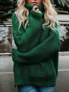 Pavacat Evergreen Knit Sweater-Pavacat