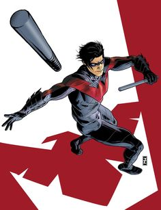 Nightwing by Patrick Zircher