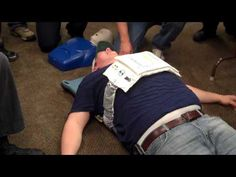 The best autopulse demo-no injury to pt - YouTube