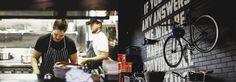 Cafe   Code Black Coffee - Extensive vegan menu!