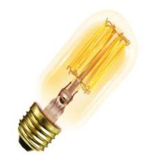 Halco Lighting T14ANT40 - 40 Watt T14 Medium Base Antique Filament Light Bulb