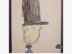 Abraham Lincoln Coloring Pages For Kindergarten : How to draw abraham lincoln in easy steps kids crafts