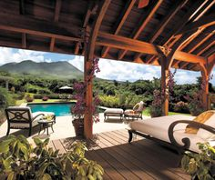 No. 24 Nevis    Tiny Nevis (population: about 12,000) is one of the least touristy-feeling of the Caribbean islands. The Four Seasons, which opened in 1991 and completed a renovation in 2010, remains the largest employer and one of a handful of discreet, high-end properties. There are also old plantation homes that warmly receive guests; for a look at the once-flourishing sugar trade that spawned these grandes dames, visit the Alexander Hamilton House Museum (nevis-nhcs.org).