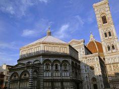 Santa Maria Del Fiore, Florença, Itália