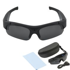 17ec2aa59cd VR AR Devices Polarized Sunglasses For Sport Outdoor With Storage Bag  Bluetooth active shutter glasses+myopia clip for Samsung Sony LG TV EPSON  projector ...