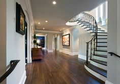 Entrance Hall | Virtual Design Home 2011 | Philadelphia Magazine