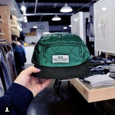 Stay Warm Out There. Hunter Quilted 5 Panels are in the store. Open today until 7.