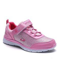 Pink Star Sneaker
