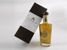 Antonellis Grappa on Packaging of the World - Creative Package Design Gallery