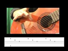 ROMANZA Spanish Romance - (Guitar Lesson) - How to play - YouTube