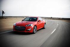 Hyundai Genesis Cupe 2012 - Cars