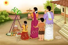 Happy Thai Pongal, Hope you had a Great day with milk rice and tradional morning.