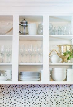 Designate a drawer for food storage containers: http://www.stylemepretty.com/living/2015/10/25/10-life-changing-kitchen-organization-tricks-from-a-pro/